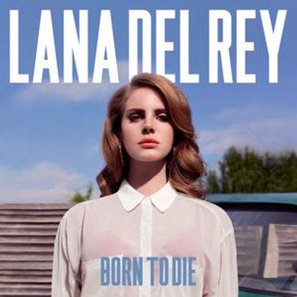 Cd Born to Die - Lana del Rey