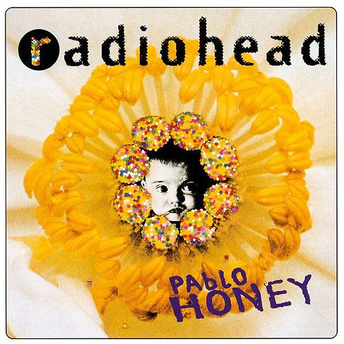LP Pablo Honey - Radiohead