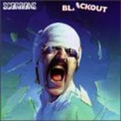 Cd Blackout - Scorpions