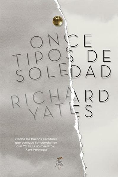 Once tipos de soledad / Richard Yates