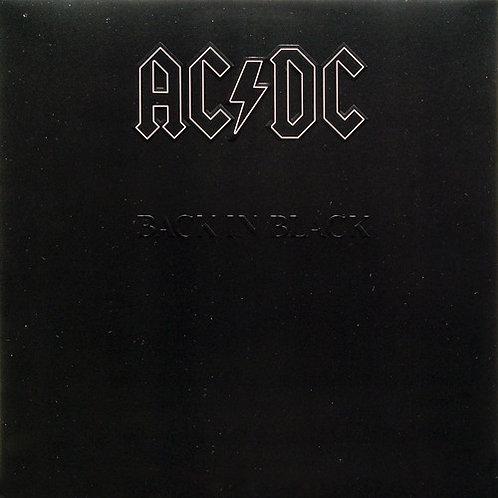 Lp Back in Black  - AC/DC
