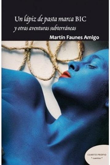 Un lápiz de pasta marca BIC / Martín Faunes Amigo