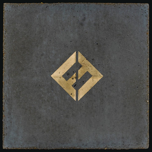 Lp Concrete And Gold - Foo Fighters