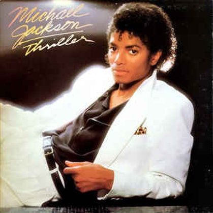 Cds Thriller - Michael Jackson