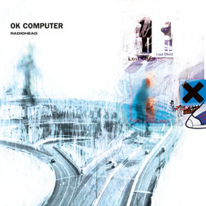 2 LP Ok Computer - RadioHead