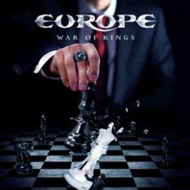Lp War of King -  Europe