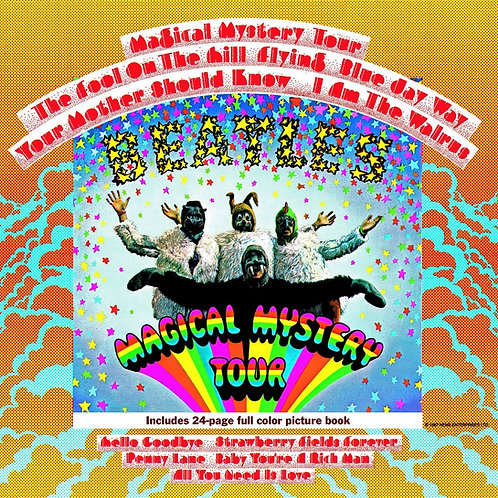 LP Magical Mystery Tour  -  The Beatles