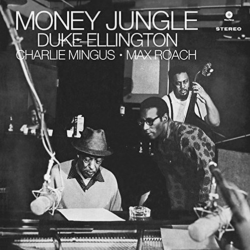 LP Money Jungle - Duke Ellington