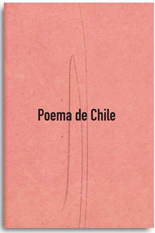 Poema de Chile / Gabriela Mistral