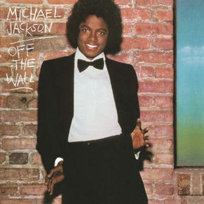 LP Off The Wall - Michael Jackson