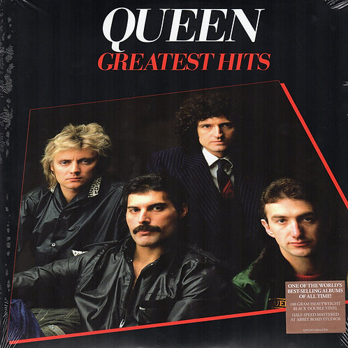 2 L P Greatest Hits I -  Queen