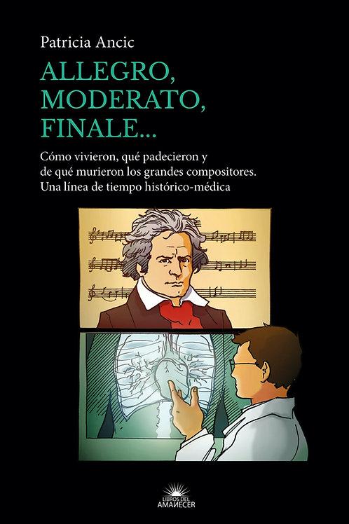 Allegro, moderato, finale... / Patricia Ancic
