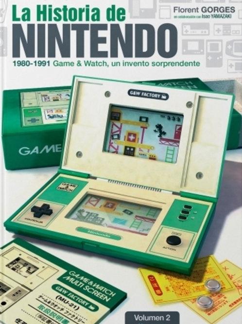 La historia de Nintendo Vol. 2 / Florent Gorges