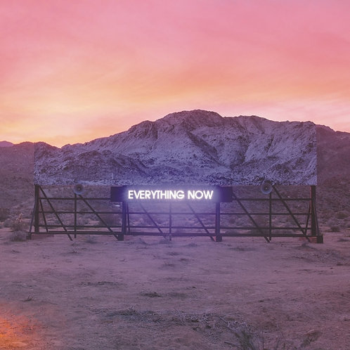 LP Everything Now - Arcade Fire