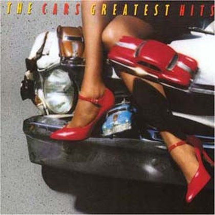 LP Greatest Hits - The Cars