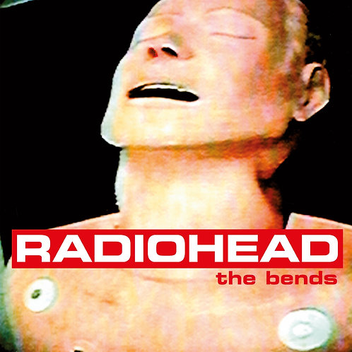 LP The Bend - Radiohead