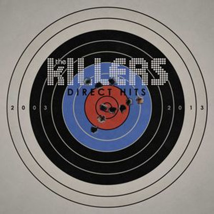2LP Direct Hits - The Killers