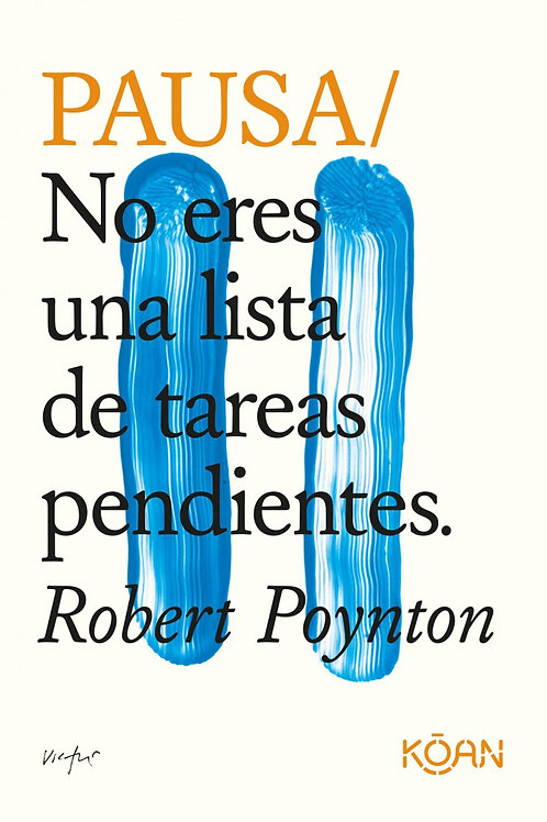 Pausa / Robert Poynton