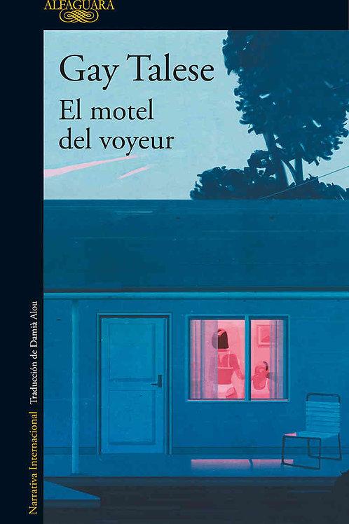 El motel del voyeur / Gay Talese