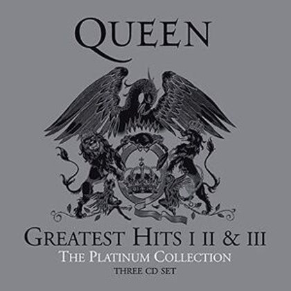 3CD The Platinum Collection - Queen