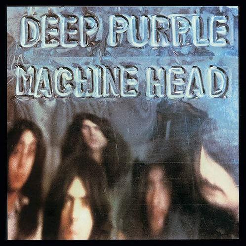 LP Machine Head - Deep Purple