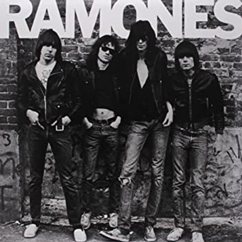 LP Ramones - The Ramones
