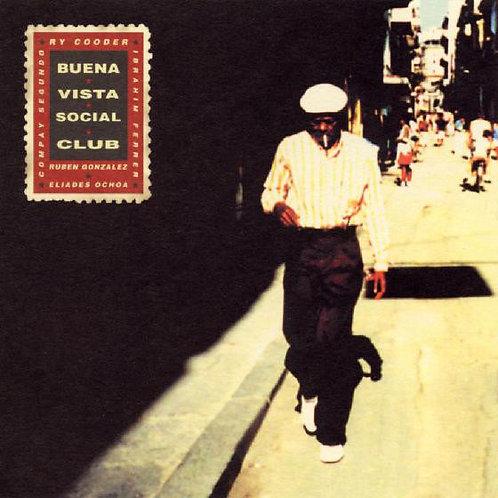 2 LP Buena Vista Social Club