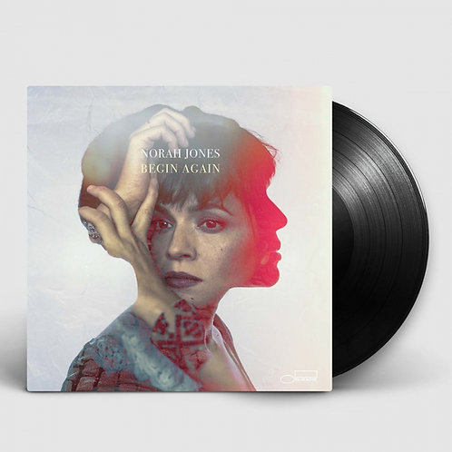 LP Begin Again - Norah Jones