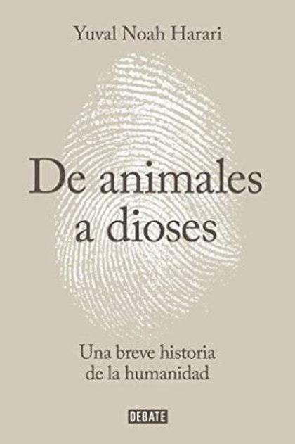 De animales a dioses / Yuval Noah Harari
