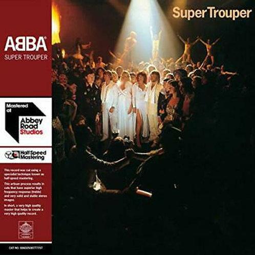 2 Lp Super Trouper: 40th Anniversary - Abba