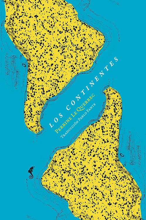 Los continentes / Perrine Le Querrec