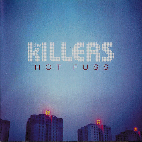 Lp Hot Fuss  -  The Killers