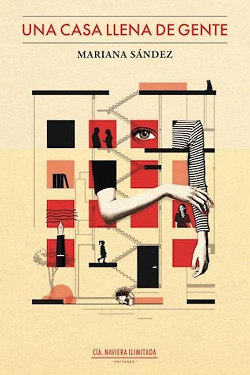 Una casa llena de gente / Mariana Sandez