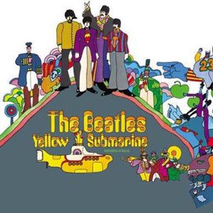 LP Yellow Submarine - The Beatles