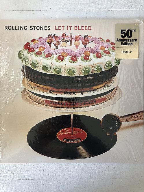 Lp Let It Bleed - Rolling Stones