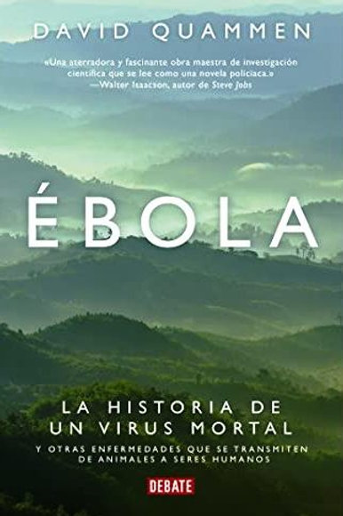 Ébola / David Quammen
