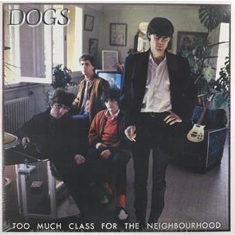LP Too Much Class For The Neighbourhood - Dogs