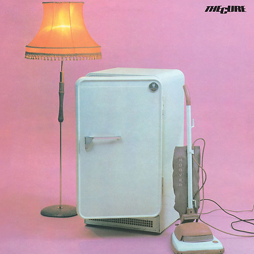 Lp Three Imaginry Boys - The Cure