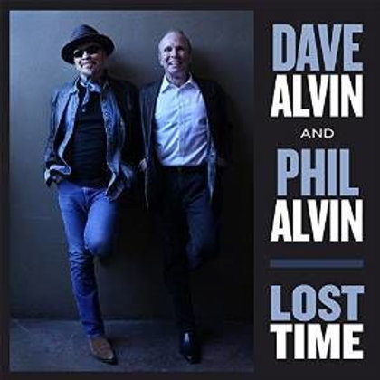 LP Lost Time - Dave Alvin/Phil Alvin