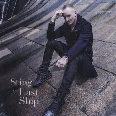LP The Last Ship - Sting
