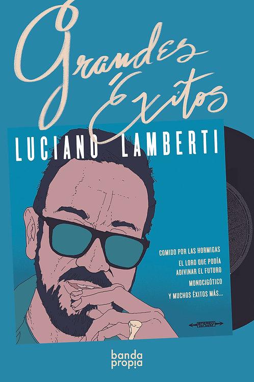 Grandes éxitos / Luciano Lamberti