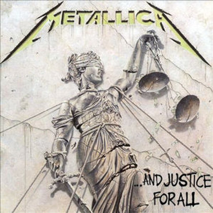 2LP And Justice For - Metallica