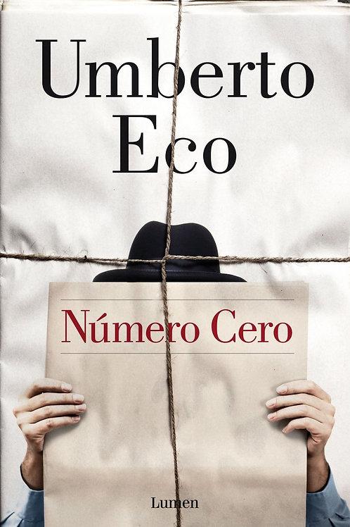 Número cero / Umberto Eco