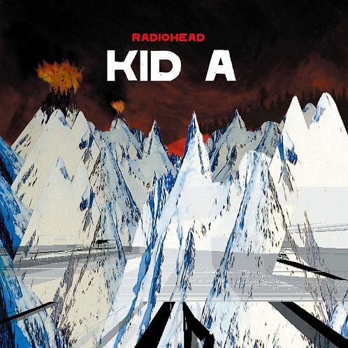 2LP Kid A - Radiohead