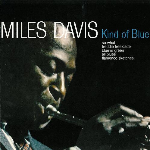 Cds Kind Of Blues - Miles Davis