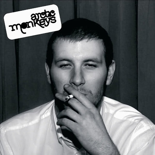 Lp Whatever People Say  Am  That's What I Am Not - Arctic Monkeys