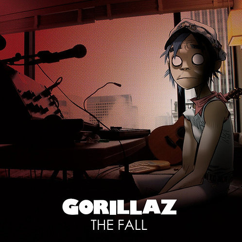 LP The Fall - Gorillaz