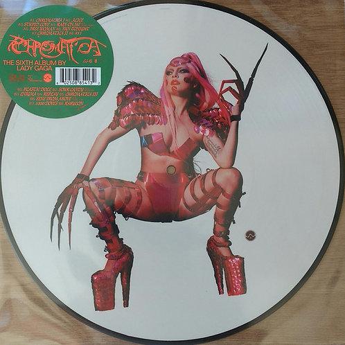 Lp Chromatica - Lady Gaga   Picture Vinyl