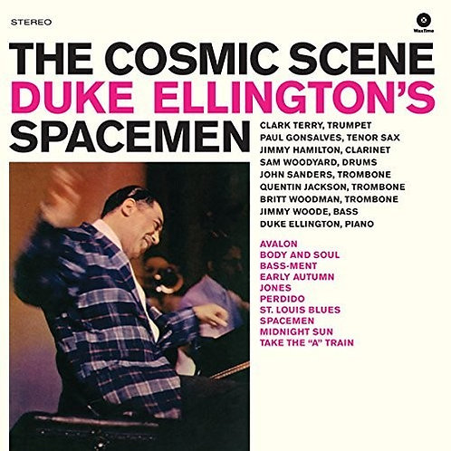 LP Cosmic Scene - Duke Ellington