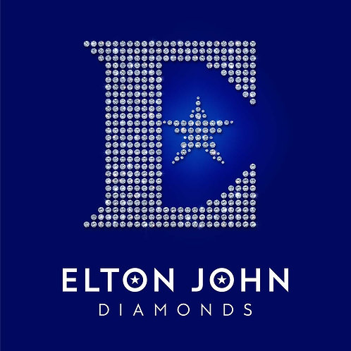 2 LP Diamonds - Elton John